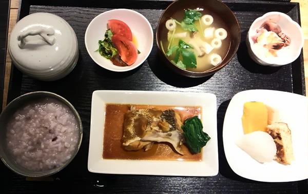 ビハーラけんしんりょう加古川養生所の食事